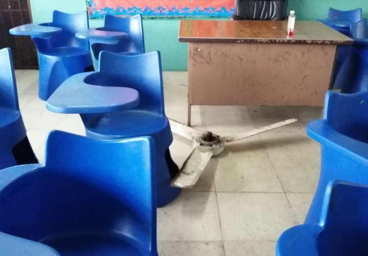 Falta de mantenimiento es consecuencia de los accidentes en las escuelas