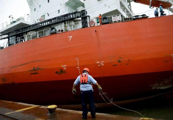 Muere trabajador del Canal de Panamá cuando realizaba tareas de mantenimiento