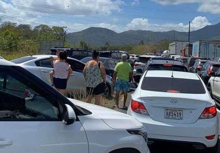 Activarán mañana operativo de inversión de carriles entre Capira y La Chorrera