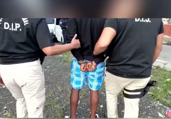 """Aprehenden a pandilleros y homicidas en operación """"Finian"""" en Colón [VIDEO]"""