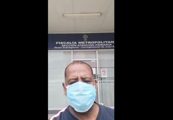 Periodista recibe amenaza de muerte de supuesto miembro del PRD (Video)