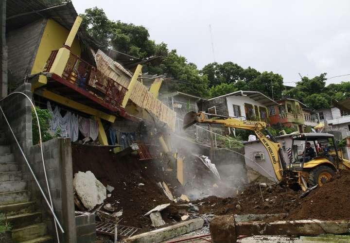 San Miguelito está bajo la lupa por zonas de riesgos y deslizamientos