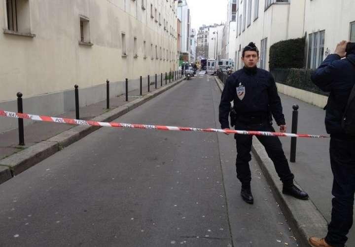 Esos ataques entre el 7 y el 9 de enero fueron los primeros de una oleada de atentados yihadistas en suelo francés. EFE