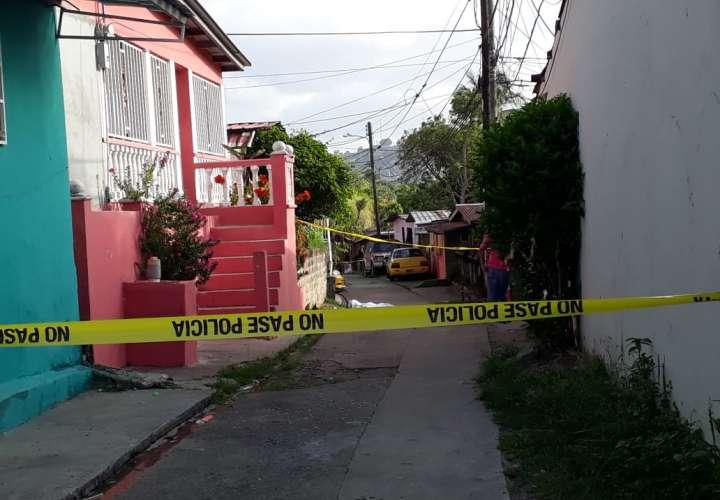 """Asesinan a """"Fulín"""" en una vereda-calle de Cerro Batea [Video]"""