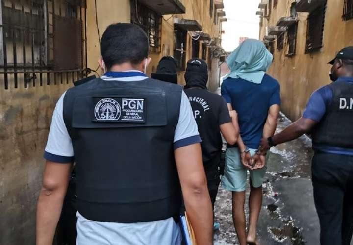 """Aprehenden a """"Cholón"""" en Río Abajo por intento de homicidio  [Videos]"""