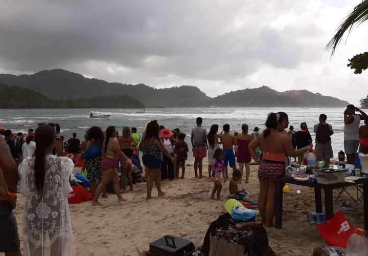Ubican cuerpo de colombiano desaparecido en isla Mamey [Video]