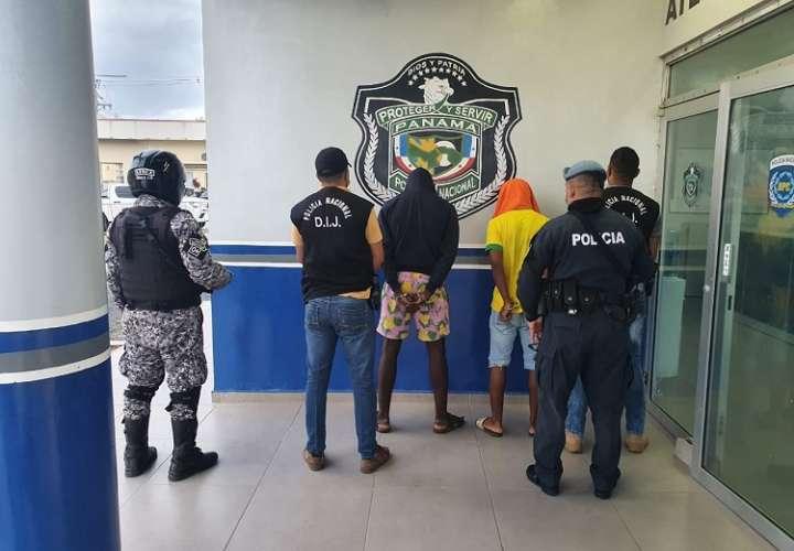 Policía se toma Altos de los Lagos y captura a sujetos por casos de homicidios