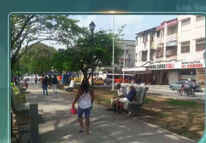 Paro en Colón va a pesar de diálogo con autoridades