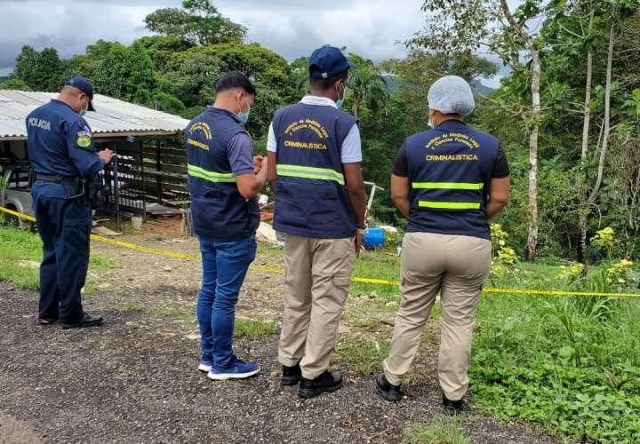 Encuentran cuerpo sin vida de un hombre en Santa Rita Arriba, Colón  [Video]
