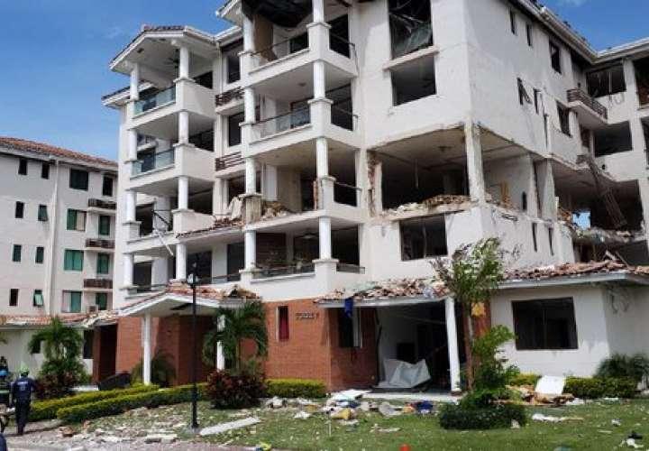 Bomberos concluyen hoy inspección en campo tras explosión en PH Costamare