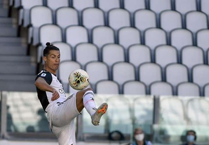 Cristiano Ronaldo/ AP