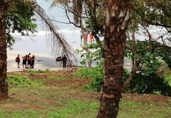 Recuperan cuerpo sin vida de joven desaparecido en playa La Garita
