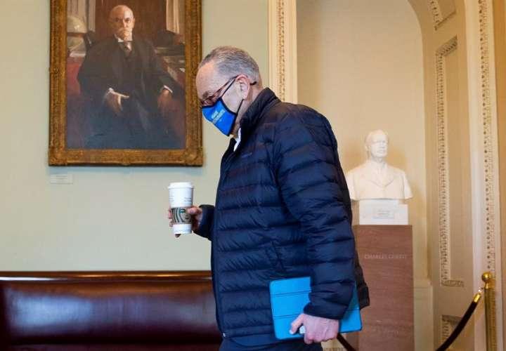 Senado de EE.UU. aprueba el plan de estímulo  de 1,9 billones de dólares