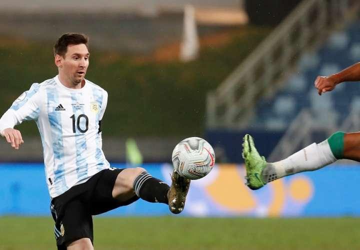 Lionel Messi /Foto: EFE
