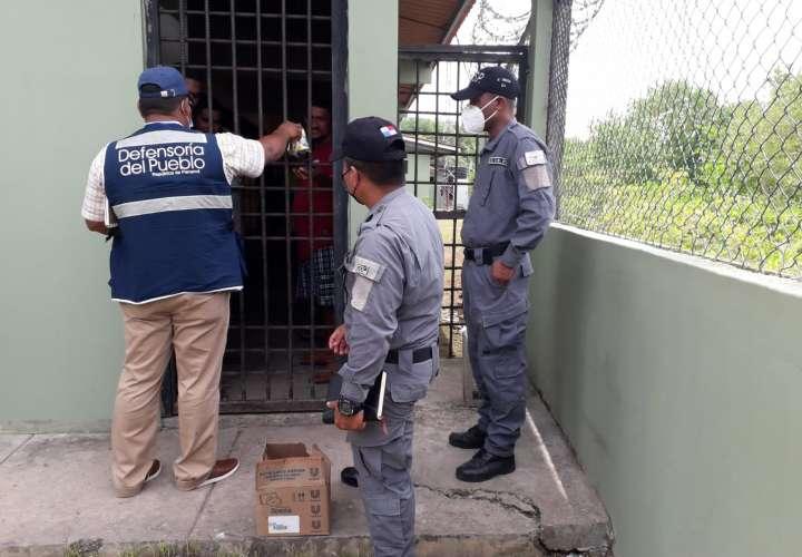 Darienitas exigen construcción de centro penitenciario