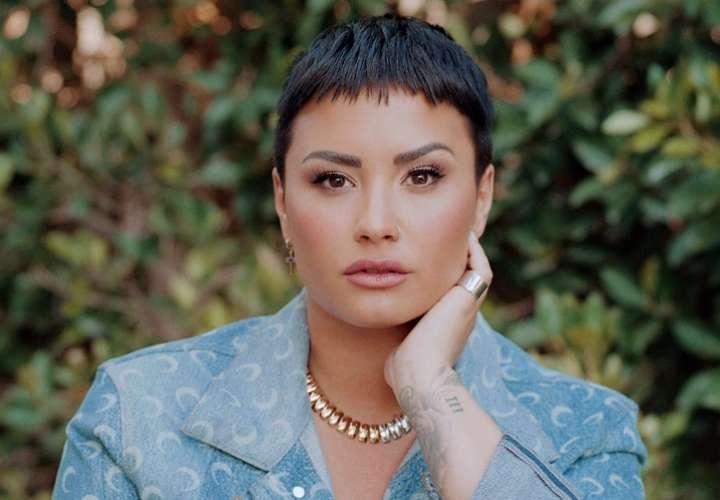 Demi Lovato confiesa que no es pansexual y ahora es una persona no binaria
