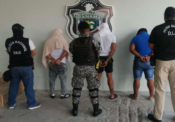 3 detenidos por doble homicidio en medio de fiesta de cumpleaños en Mi Pueblito