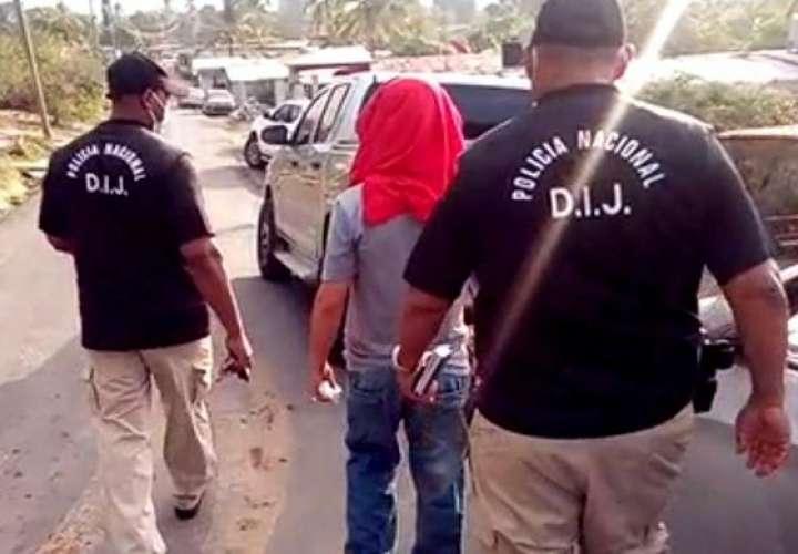 Aprehenden tres secuestradores en Pacora [Video]