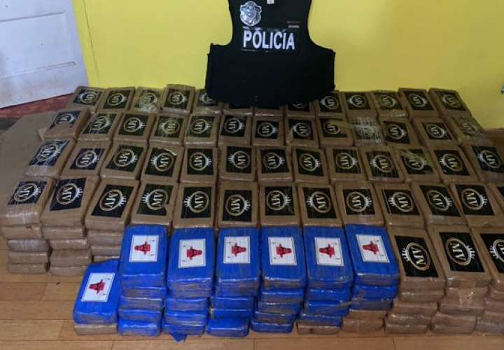 Decomisan más 300 paquetes de droga en Santa Librada  [video]
