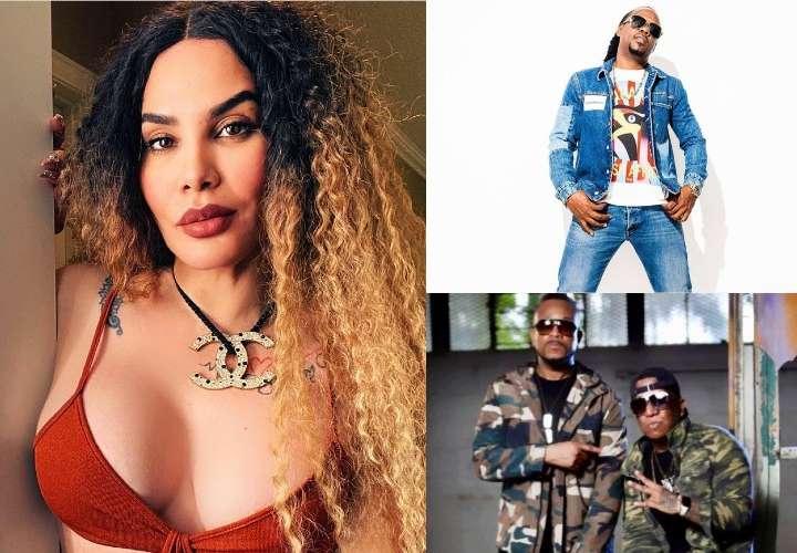 Ivy Queen le manda su 'respect' a Kafu Banton y Aldo Ranks