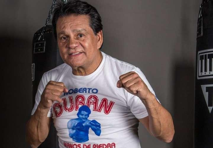 Roberto Durán: 'Sugar Ray Leonard se irá a la tumba sabiendo que no me ganó'