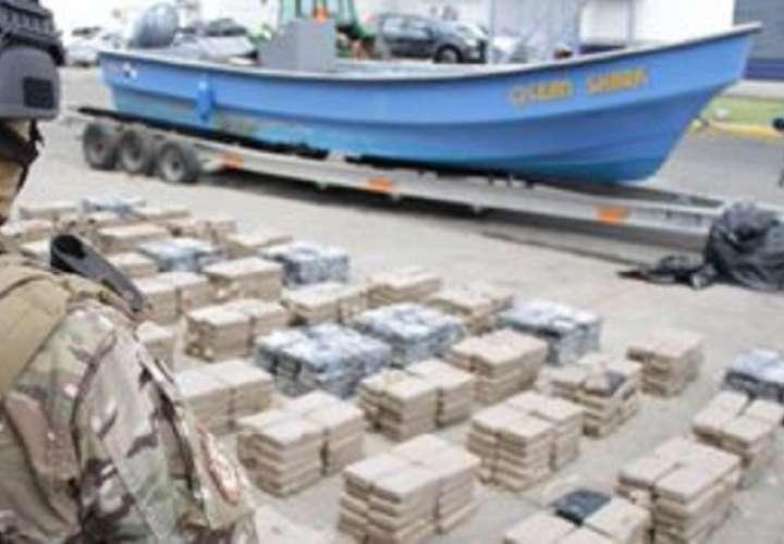 Autoridades decomisan 13 toneladas más de droga que el año pasado