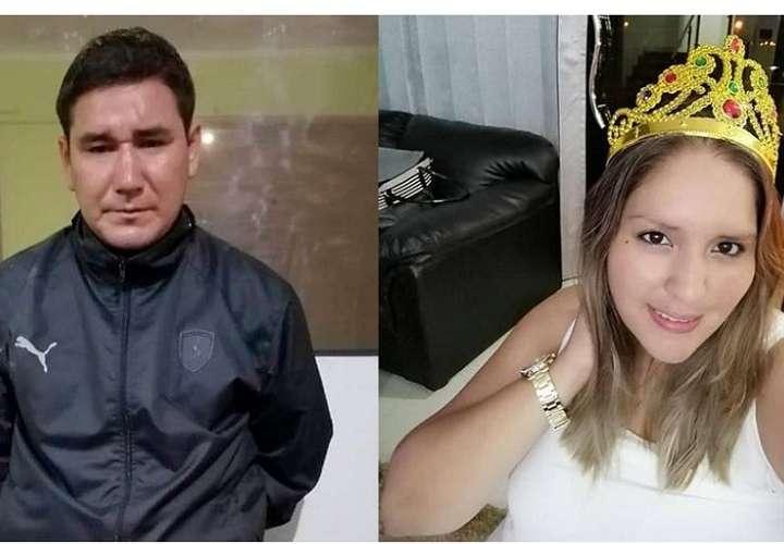 Sujeto asesina a su expareja de 39 puñaladas por un ataque de celos