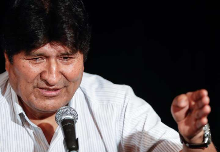 """EE.UU. pide que Evo Morales """"no abuse de su estatus"""" en Argentina"""