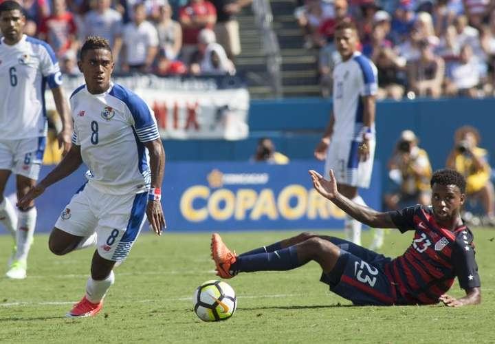 Los panameños mejoraron una posición en el Ranking Mundial. Foto: EFE