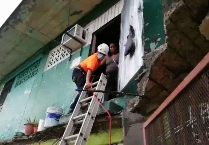 Edificio La Chorrera, otra trampa de muerte