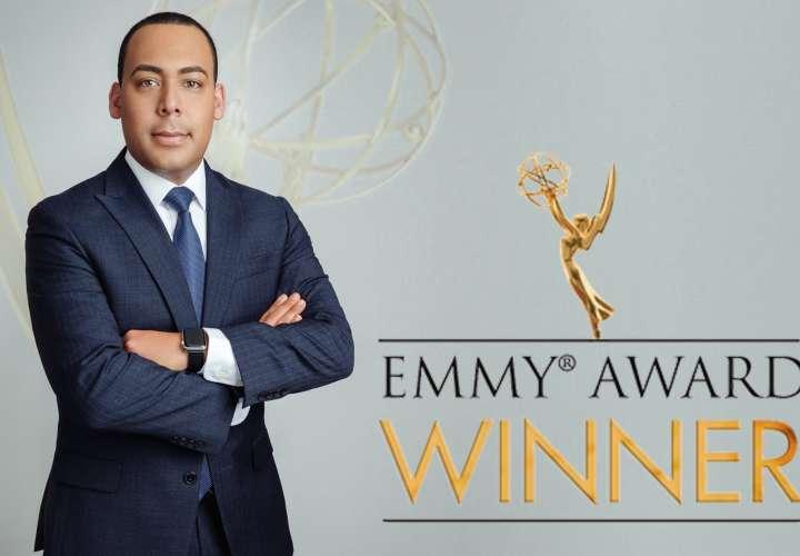 El panameño Edwin Pitti suma 4 Emmys a su carrera periodística