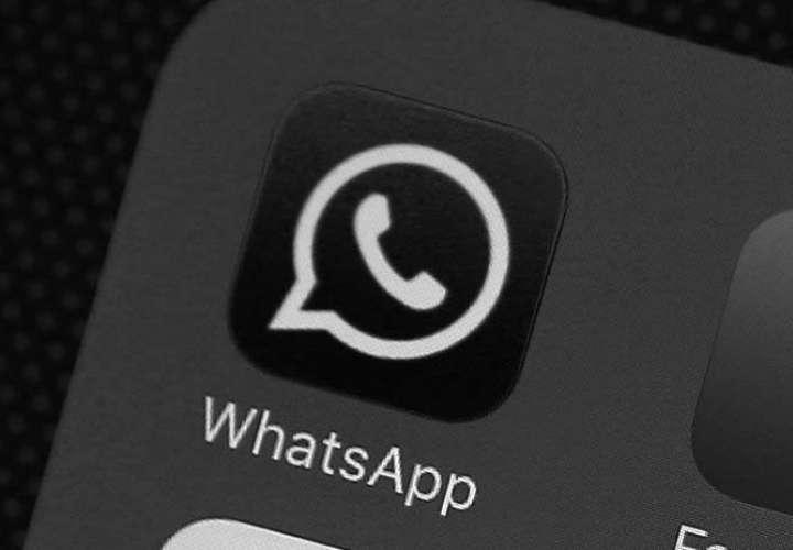 ¿WhatsApp se pone negro?