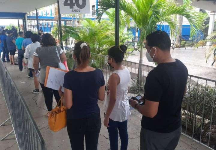 Arranca vacunación anticovid para mayores de 12 años en Juan Díaz