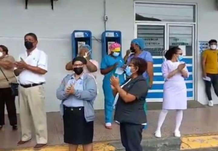 Personal sigue reclamando mejores condiciones para hospital de Colón