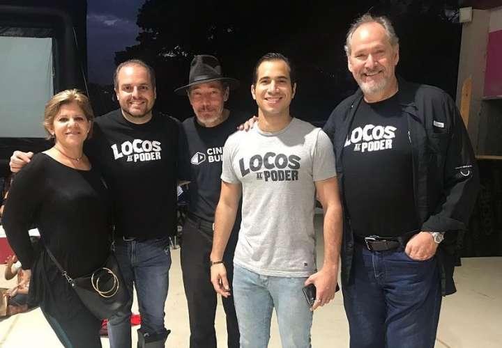La película 'Locos al poder' se sigue reeditando en Colombia