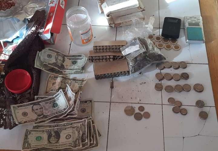Aprehenden a narcocriollo con droga, municiones y dinero en San Joaquín  [Video]