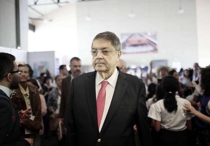 El escritor y exvicepresidente de Nicaragua Sergio Ramírez, en una fotografía de archivo. EFE