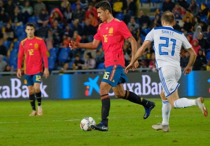 España en el bombo Uno del sorteo de la Eurocopa 2020