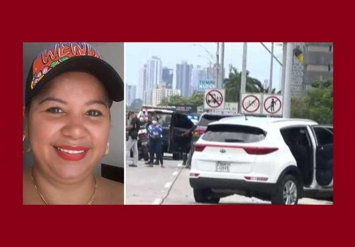 Mujer asesinada en Corredor había sido atacada en el mismo auto. Video