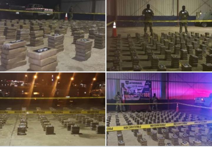 Confiscan 700 paquetes de droga y detienen a tres extranjeros en Punta Burica