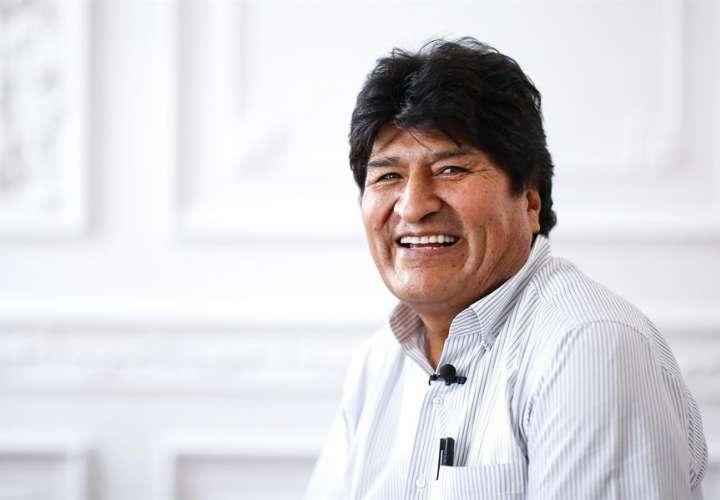 Interpol rechaza detención de Evo Morales por supuestos delitos de sedición