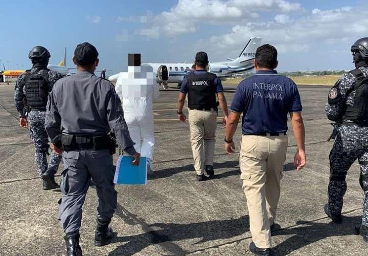 Panamá extradita a Estados Unidos a colombiano requerido por tráfico de droga
