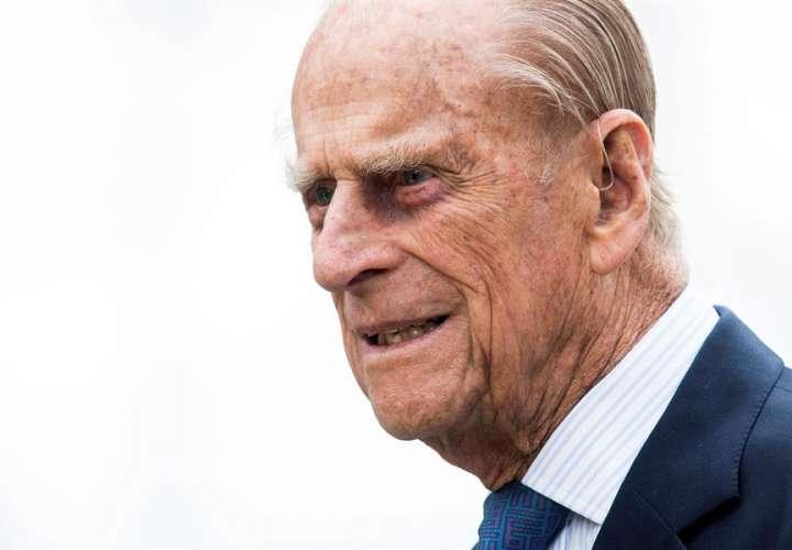 """Operación """"Forth Bridge"""": así dirá Reino Unido adiós al príncipe Felipe"""