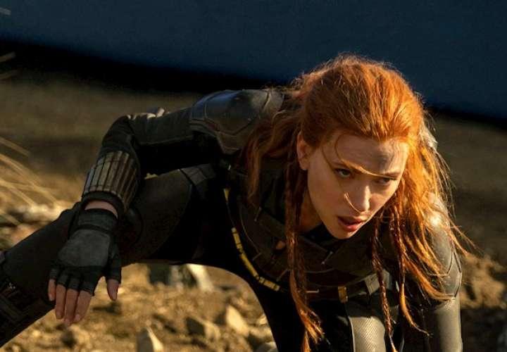 """""""Black Widow"""" es el mejor estreno en cines de EE.UU. durante la pandemia"""