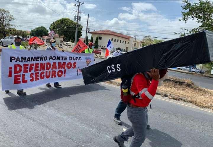 Organizaciones populares protestarán contra diálogo de la CSS