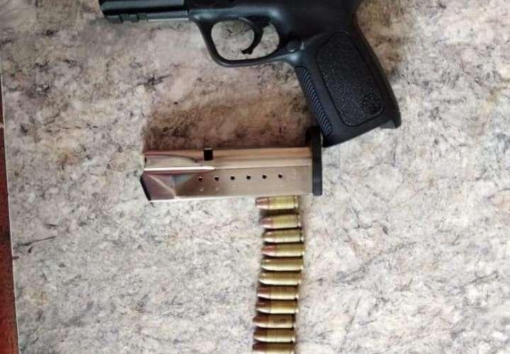 Armas, droga y dinero en casos investigados en Colón