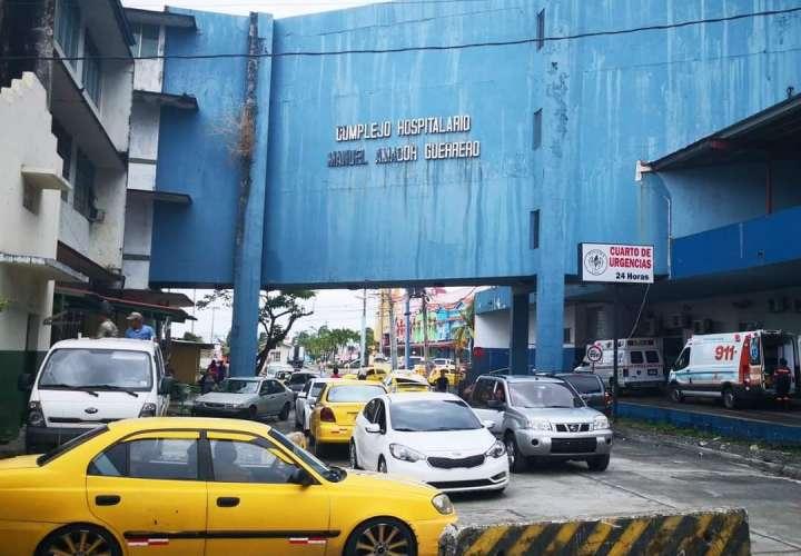 ¡Lo Ultimo! Varias áreas del Hospital Manuel Amador Guerrero sin luz