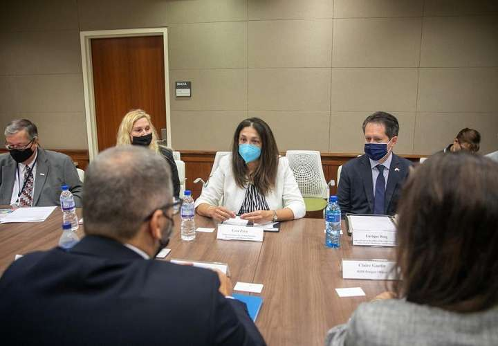 Autoridades de Panamá y Estados Unidos sostendrá diálogo sobre seguridad