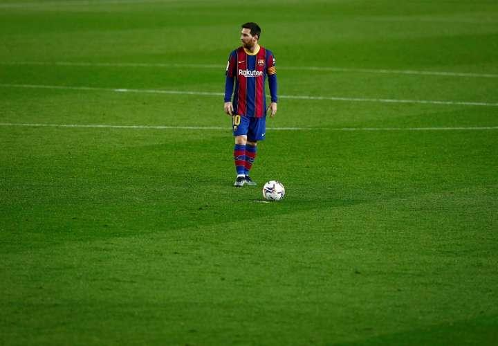Lionel Messi/ EFE