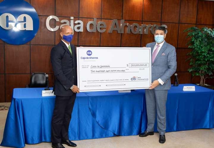 Caja de Ahorros logra financiamiento de B/.400 millones para apoyo a panameños